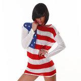 Sexy Jela London Amerika Pullover