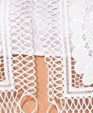 Lace Panel Bardot Crop Top