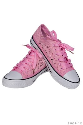 Sneakers 256 in Roze