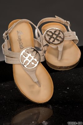 Teen Slipper 'Buckle