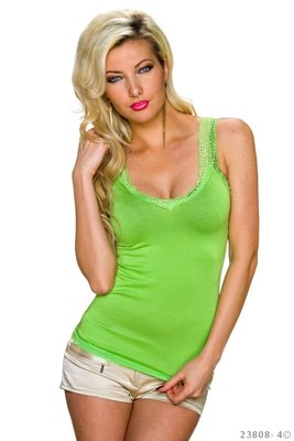 Sexy Muse Topje in Groen